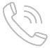 כפתור טלפון משרד